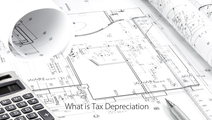 what is tax depreciation